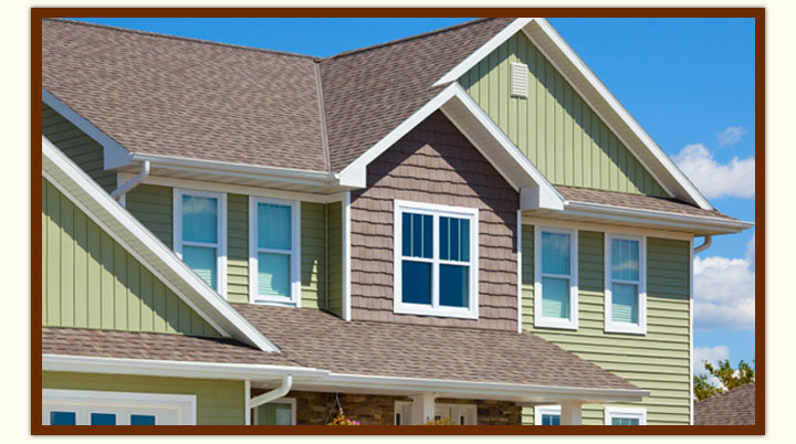 Home siding installation update shoreline builders for House siding choices